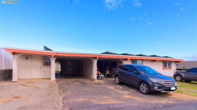 631 Imi Dr, Wailuku, HI 96793 (MLS #377025) :: Island Sotheby's International Realty