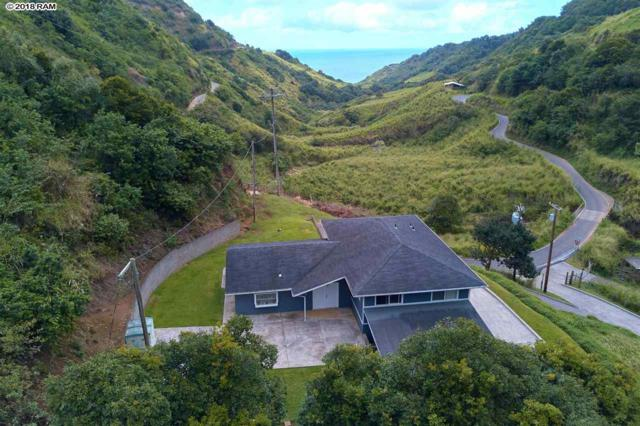 0 Kahekili Hwy, Wailuku, HI 96793 (MLS #377032) :: Elite Pacific Properties LLC