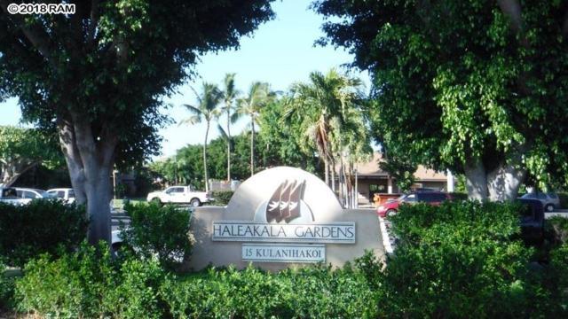 15 Kulanihakoi St 20-A, Kihei, HI 96753 (MLS #377038) :: Elite Pacific Properties LLC