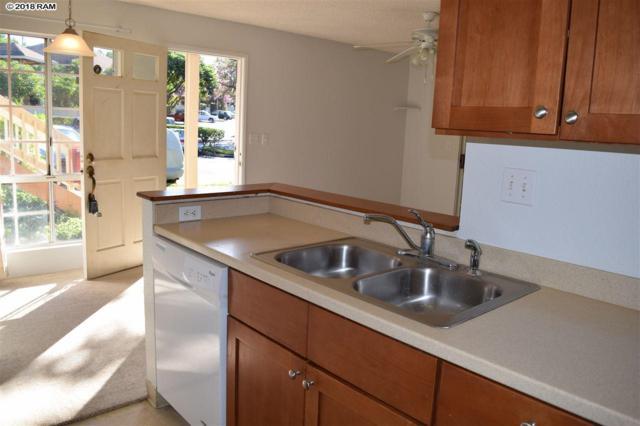 140 Uwapo Rd 1-101, Kihei, HI 96753 (MLS #377039) :: Elite Pacific Properties LLC
