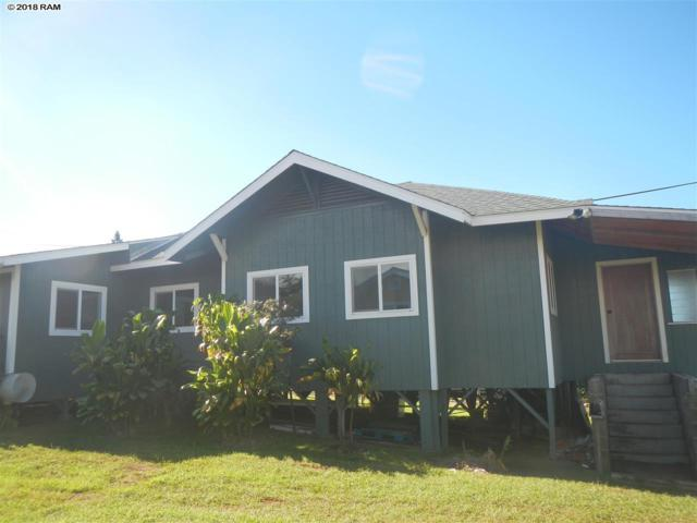 30 Ai St, Makawao, HI 96768 (MLS #377041) :: Elite Pacific Properties LLC