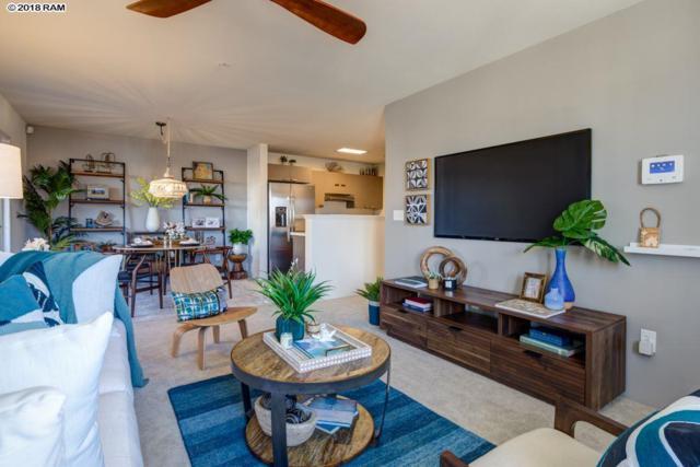 58 Kihalani St #1106, Kihei, HI 96753 (MLS #377045) :: Elite Pacific Properties LLC