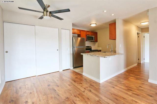 140 Uwapo Rd 2-203, Kihei, HI 96753 (MLS #377048) :: Elite Pacific Properties LLC