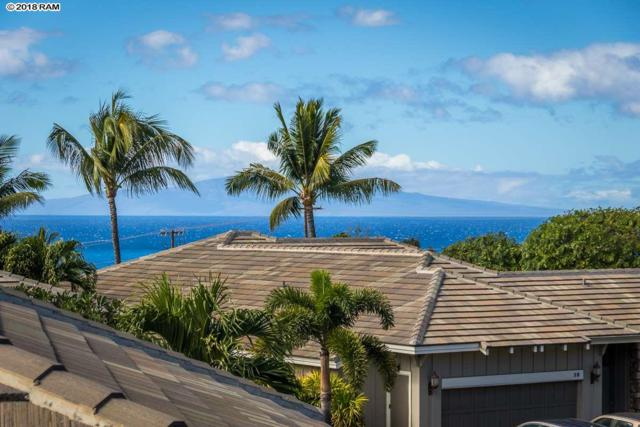 23 Poailani Pl #12, Kihei, HI 96753 (MLS #377051) :: Elite Pacific Properties LLC