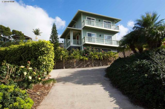 27 Manu St A, Kula, HI 96790 (MLS #377066) :: Elite Pacific Properties LLC