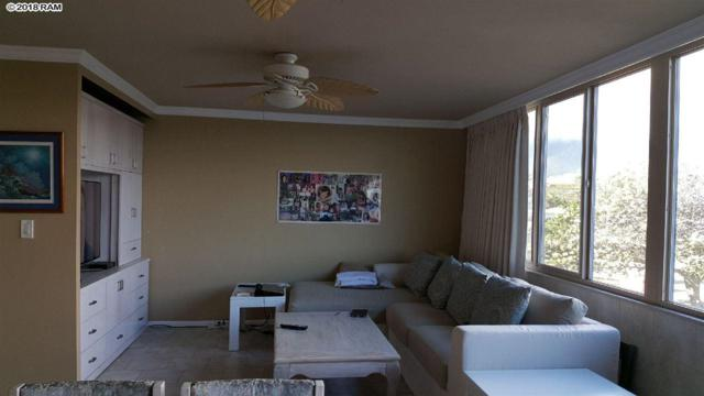 111 Kahului Beach Rd D302, Kahului, HI 96732 (MLS #377075) :: Elite Pacific Properties LLC