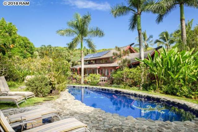 707 Puniawa Rd, Haiku, HI 96708 (MLS #377097) :: Elite Pacific Properties LLC