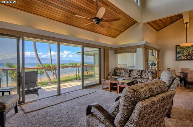 45 Kai Pali Pl #203, Lahaina, HI 96761 (MLS #377106) :: Elite Pacific Properties LLC