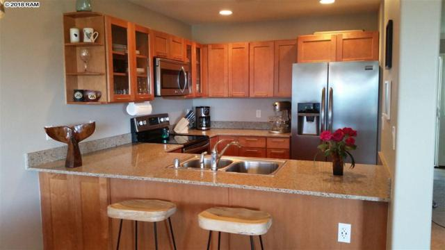 44 Kanani Rd 4-302, Kihei, HI 96753 (MLS #377112) :: Elite Pacific Properties LLC