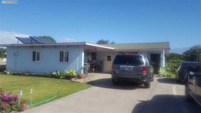 537 S Kamehameha Ave, Kahului, HI 96732 (MLS #377117) :: Elite Pacific Properties LLC