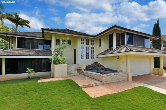 117 Hakui Loop, Lahaina, HI 96761 (MLS #377123) :: Elite Pacific Properties LLC
