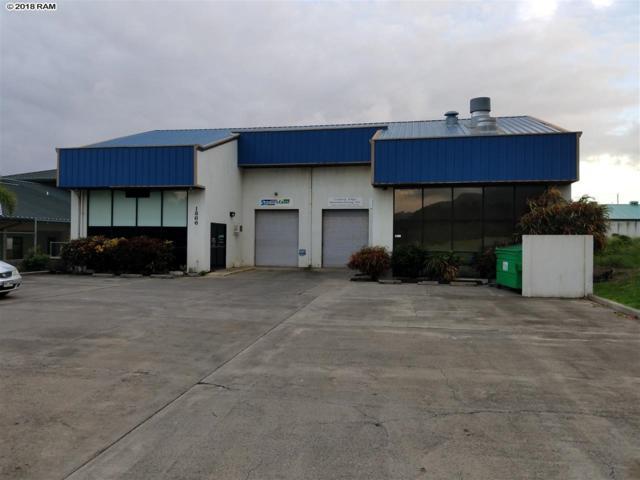 1866 Wili Pa Loop, Wailuku, HI 96793 (MLS #377125) :: Elite Pacific Properties LLC