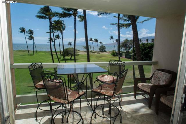 998 S Kihei Rd #305, Kihei, HI 96753 (MLS #377190) :: Island Sotheby's International Realty