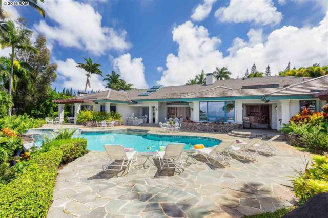 231 Plantation Club Dr #25, Lahaina, HI 96761 (MLS #377193) :: Island Sotheby's International Realty