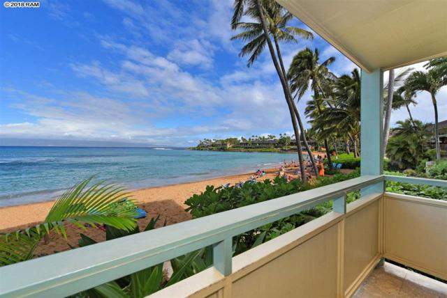33 Hui Dr #105, Lahaina, HI 96761 (MLS #377196) :: Island Sotheby's International Realty