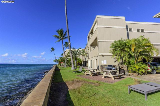 4440 Lower Honoapiilani Rd #120, Lahaina, HI 96761 (MLS #377201) :: Island Sotheby's International Realty