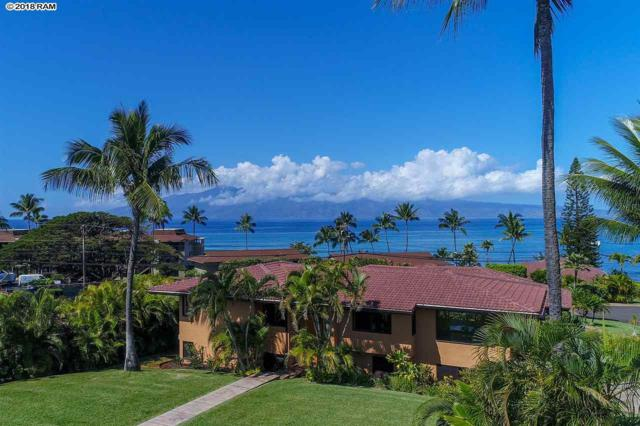 4087 N Paua Way, Lahaina, HI 96761 (MLS #377363) :: Elite Pacific Properties LLC