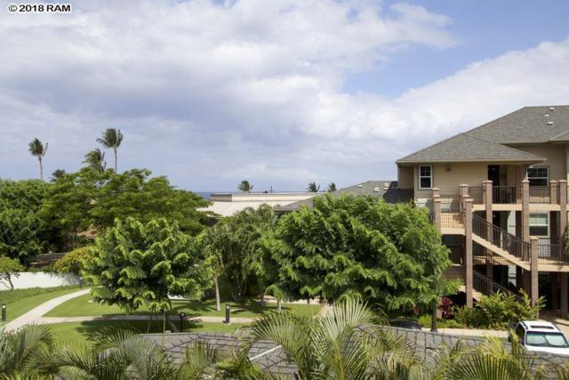 22 Pahoe Ln C204, Kihei, HI 96753 (MLS #377394) :: Elite Pacific Properties LLC