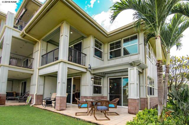 34 Hauwahine Ln G-101, Kihei, HI 96753 (MLS #377419) :: Elite Pacific Properties LLC