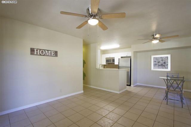 140 Uwapo Rd 30-104, Kihei, HI 96753 (MLS #377448) :: Elite Pacific Properties LLC