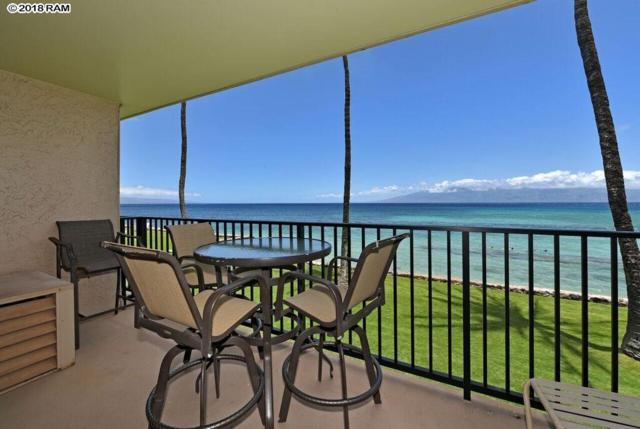 3543 Lower Honoapiilani Rd A-204, Lahaina, HI 96761 (MLS #377469) :: Team Lally