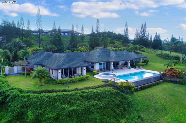 700 Mokuleia Pl, Lahaina, HI 96761 (MLS #377475) :: Elite Pacific Properties LLC