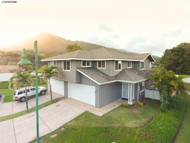143 Eulu Pl #230, Wailuku, HI 96793 (MLS #377493) :: Elite Pacific Properties LLC