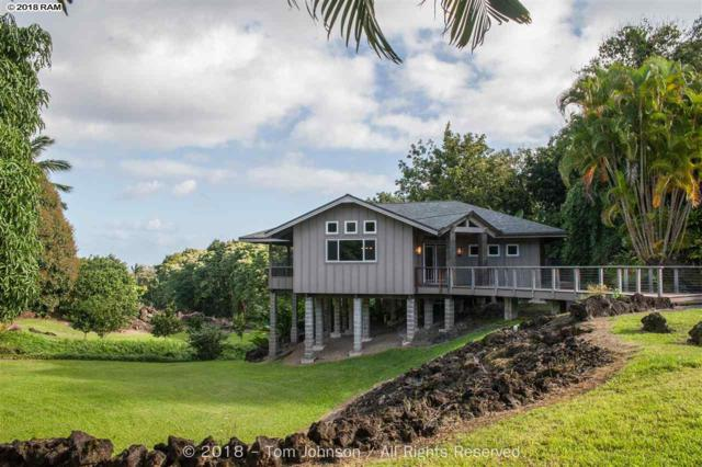 2925 Hana Hwy, Hana, HI 96713 (MLS #377540) :: Elite Pacific Properties LLC