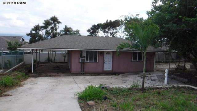 2629 Main St, Wailuku, HI 96793 (MLS #377544) :: Elite Pacific Properties LLC