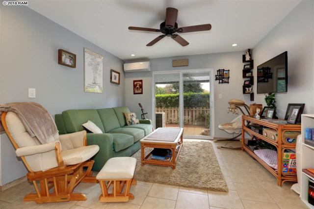 140 Uwapo Rd 46-103, Kihei, HI 96753 (MLS #377569) :: Elite Pacific Properties LLC