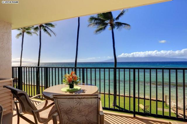 3543 Lower Honoapiilani Rd A-308 13A, Lahaina, HI 96761 (MLS #377572) :: Team Lally