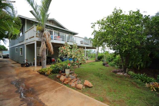 22 Omaka St, Kihei, HI 96753 (MLS #377615) :: Elite Pacific Properties LLC