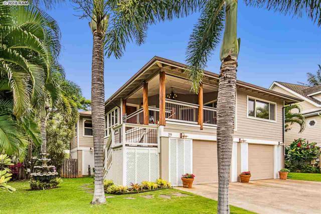 29 Hua Nui Way, Lahaina, HI 96761 (MLS #377623) :: Elite Pacific Properties LLC