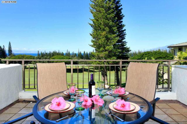 500 Kapalua Dr 17T7, Lahaina, HI 96761 (MLS #377630) :: Elite Pacific Properties LLC