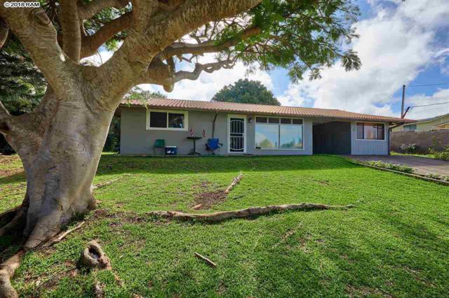 173 Elilani St Lot #133, Makawao, HI 96768 (MLS #377645) :: Elite Pacific Properties LLC