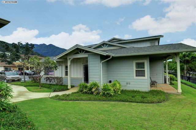 115 Hoowaiwai Loop #604, Wailuku, HI 96793 (MLS #377653) :: Elite Pacific Properties LLC