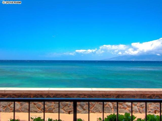 106 Kaanapali Shores Pl #108, Lahaina, HI 96761 (MLS #377675) :: Elite Pacific Properties LLC