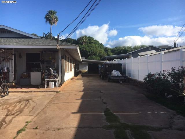 1079 Kamehameha V Hwy, Kaunakakai, HI 96748 (MLS #377720) :: Elite Pacific Properties LLC