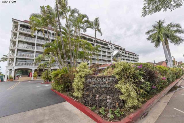 475 Front St #208, Lahaina, HI 96761 (MLS #377723) :: Elite Pacific Properties LLC