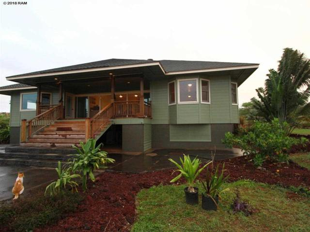 88 Helo Pl, Maunaloa, HI 96770 (MLS #377728) :: Elite Pacific Properties LLC