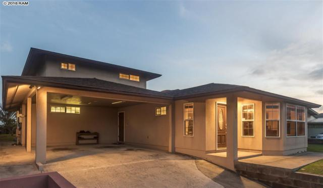 345 Ohaa St, Kahului, HI 96732 (MLS #377737) :: Elite Pacific Properties LLC