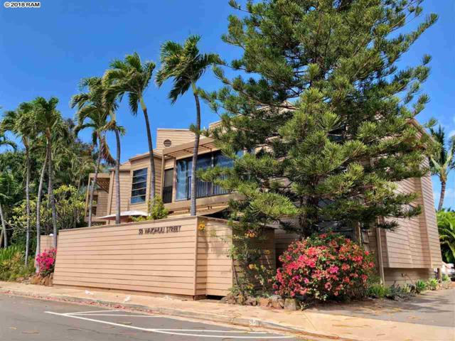 50 Waiohuli St K, Kihei, HI 96753 (MLS #377744) :: Elite Pacific Properties LLC
