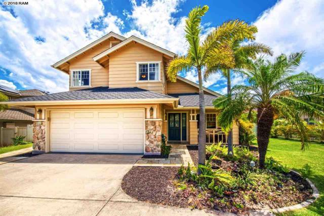 27 Lanipo Pl, Kahului, HI 96732 (MLS #377755) :: Elite Pacific Properties LLC