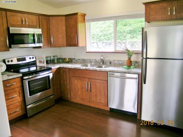 296B Aliiolani St, Pukalani, HI 96768 (MLS #377786) :: Elite Pacific Properties LLC