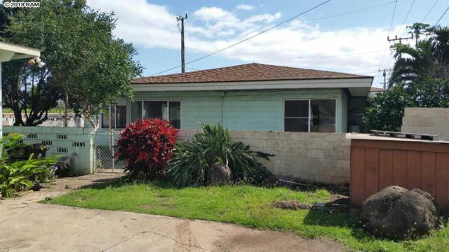 480 Waiehu Beach Rd, Wailuku, HI 96793 (MLS #377811) :: Elite Pacific Properties LLC