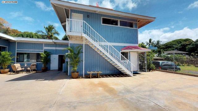 622 Luakini St, Lahaina, HI 96761 (MLS #377824) :: Elite Pacific Properties LLC