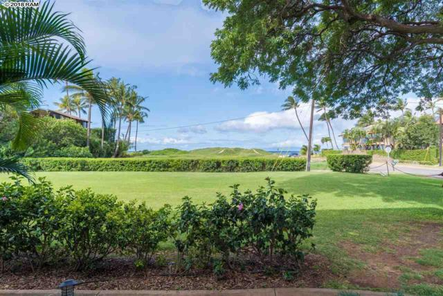49 W Lipoa St A101, Kihei, HI 96753 (MLS #377878) :: Elite Pacific Properties LLC