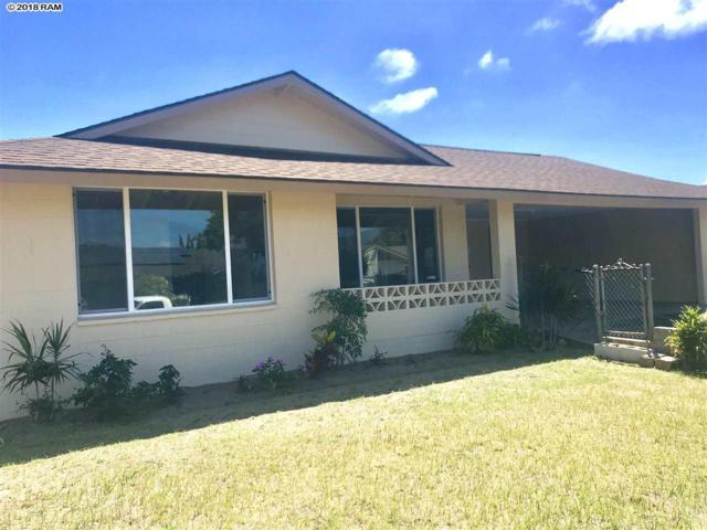363 S Lehua St, Kahului, HI 96732 (MLS #377919) :: Elite Pacific Properties LLC