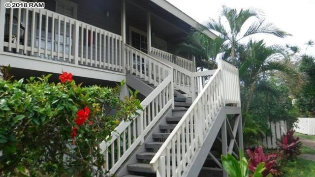 140 Uwapo Rd 40-203, Kihei, HI 96753 (MLS #377934) :: Elite Pacific Properties LLC