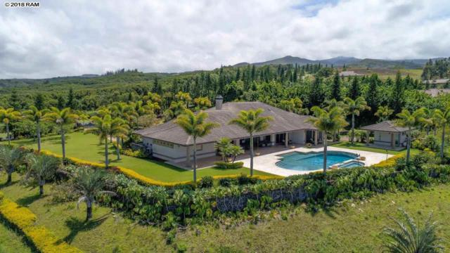 222 Keoawa, Lahaina, HI 96761 (MLS #377969) :: Elite Pacific Properties LLC